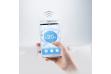 Midea BLANC MSMAAU-09HRDN1 WiFi Inverter